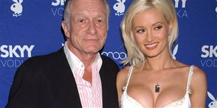 "Holly Madison levede under Hugh Hefners tag i reality-serien ""Girls of the Playboy Mansion""."