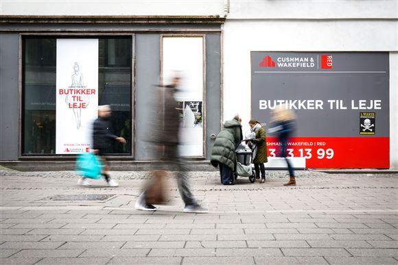 Butiksdøden katastrofal - Avisen.dk