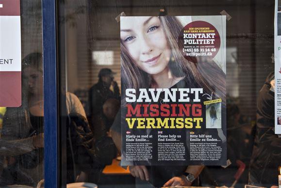 Ingen tiltale mod betjente i Emilie Meng-sag