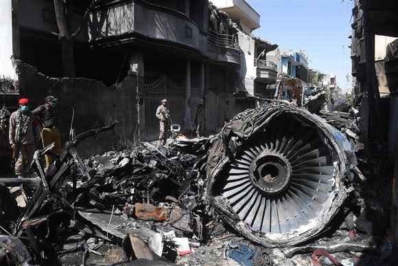 Mystisk fund: Fandt millioner af kroner i flyvrag