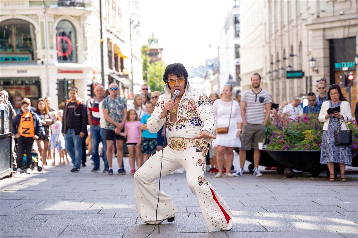 Kjell Elvis - norsk Elvis-efterligner