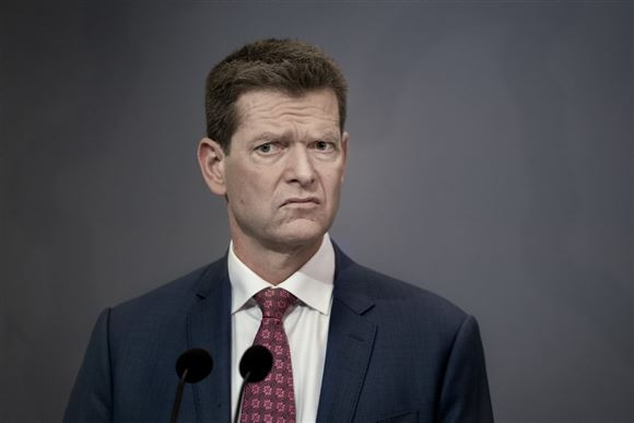 "Søren Brostrøm takker nej til ""Vild med dans"""