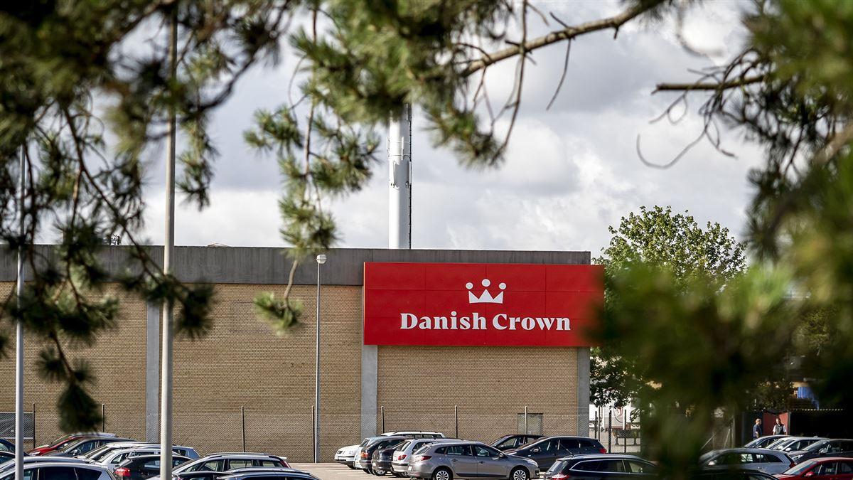 Danish Crown-slagteriet i Ringsted