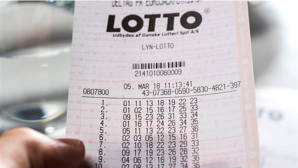 Lotto Kupon