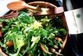 blandet salat