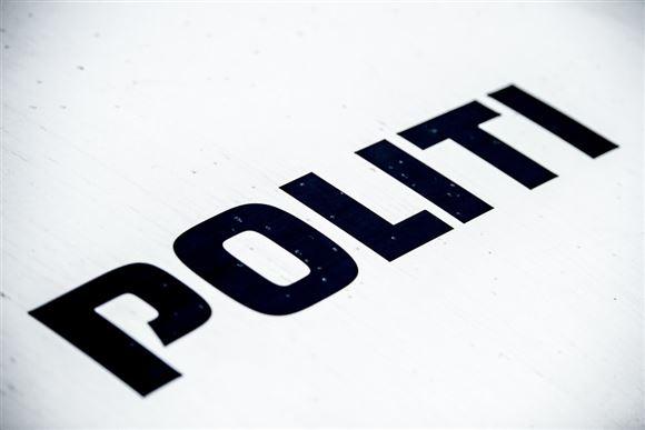 Ulykke politi