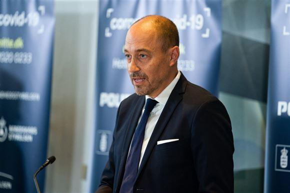 Magnus Heunicke pressemøde