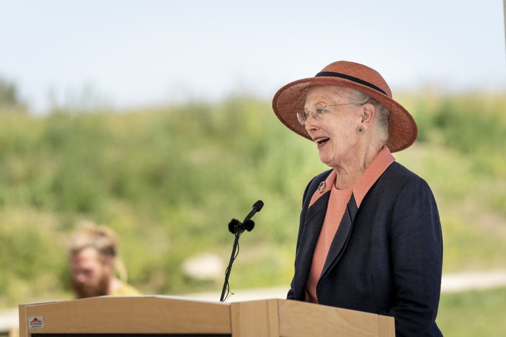 Dronning Margrethe tale