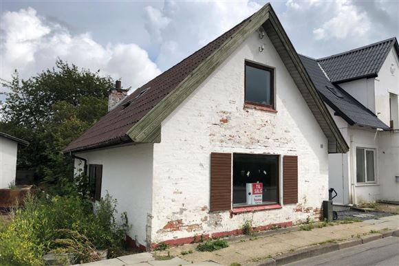 Danmarks billigste hus i Sindal
