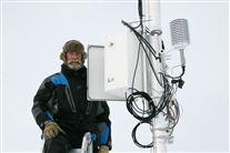 Klimaforskeren Konrad Steffen