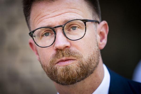 Transportminister Benny Engelbrecht