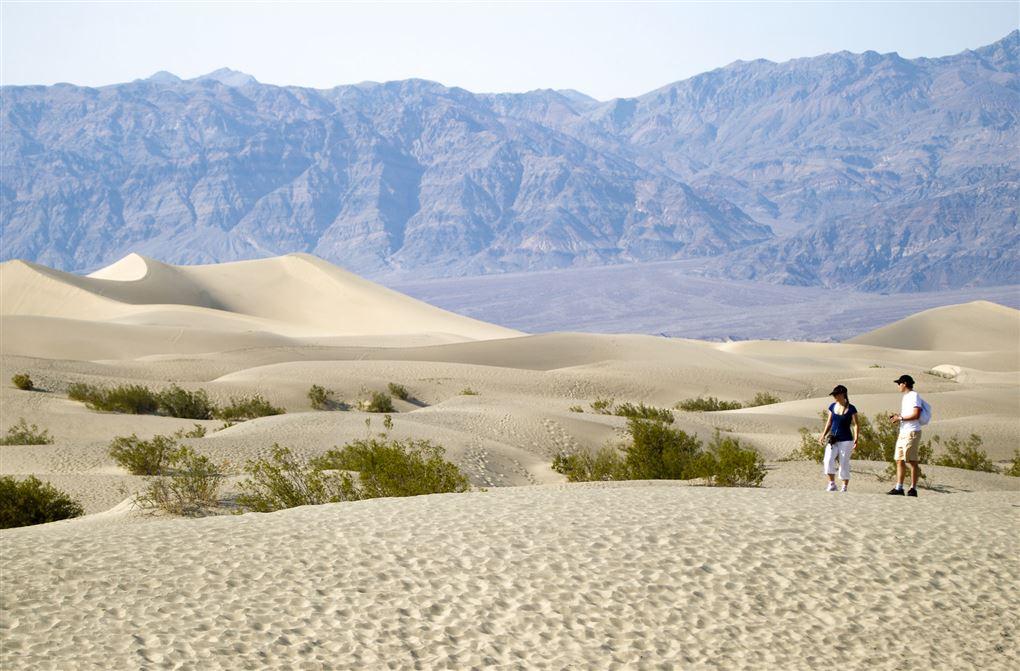 Death Valley i Californien