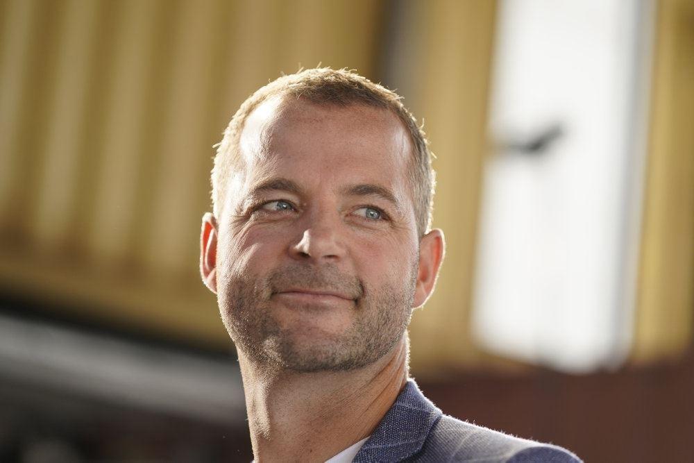 de radikales leder Morten Østergaard