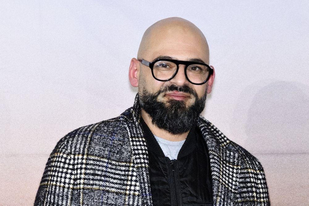 Skuespilleren Janus Nabil Bakrawi