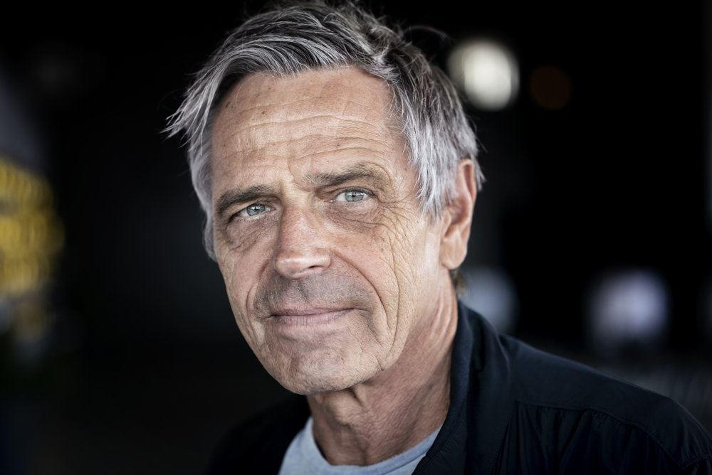 portrætbillede af Michael Falch