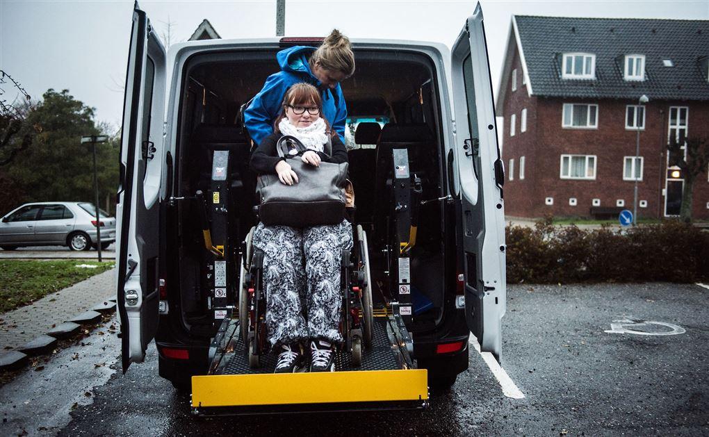 handicapkørsel