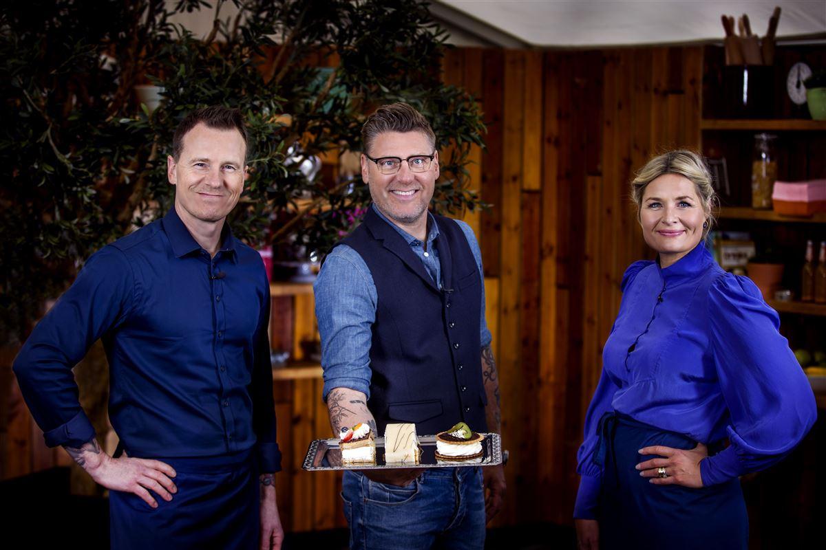 Billede af Markus Grigo, Katrine Foged Thomsen og Timm Vladimir