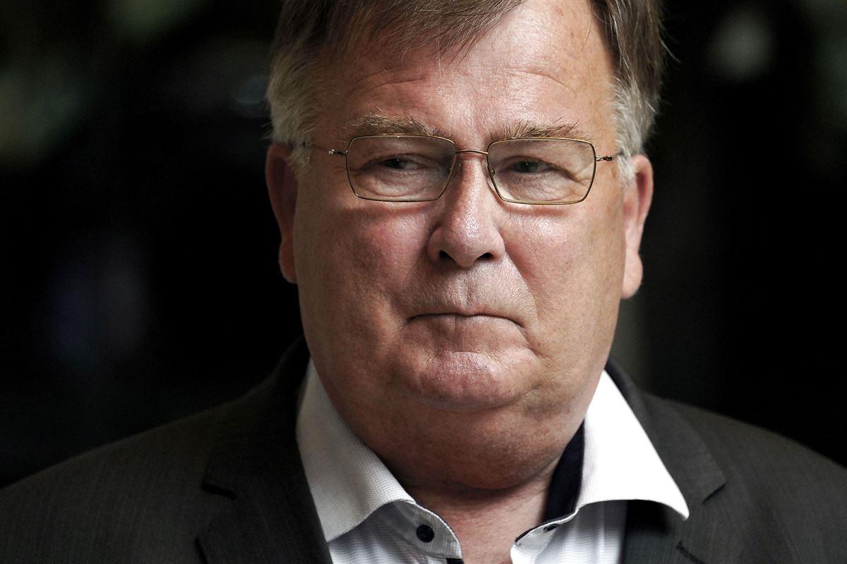 Portræt af tidligere forsvarsminister Claus Hjort Frederiksen (V)