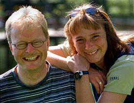 Ulrik Wilbek og Susanne Munk