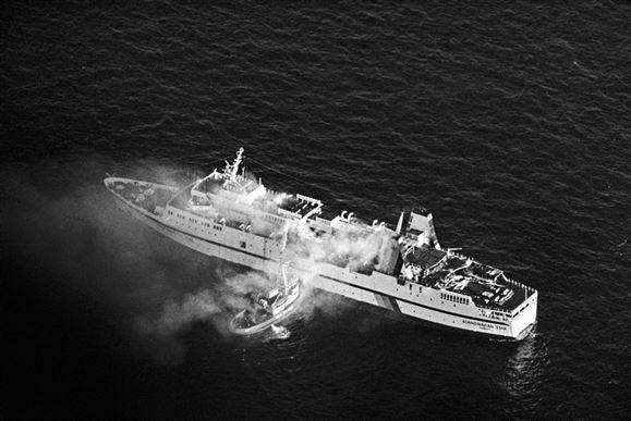 Scandinavian Star-kaptajn Hugo Larsen er død
