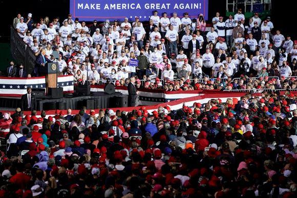 Trump sår tvivl om kommende valg