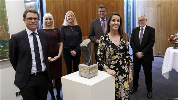 prinsesse Marie ses sammen med blandt andre  Selina Juul og Mogens Jensen