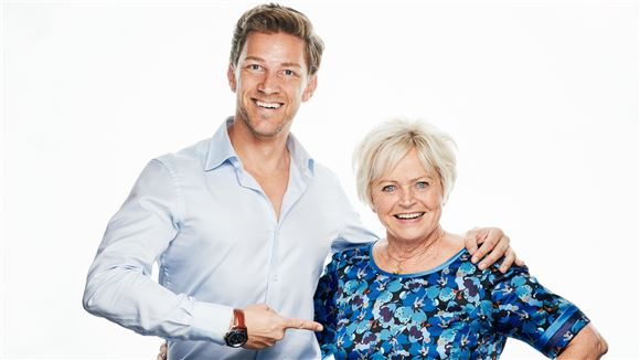 Hilda Heick og Michael Olesen