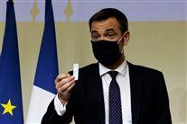 Den franske sundhedsminisgter, Olivier Veran