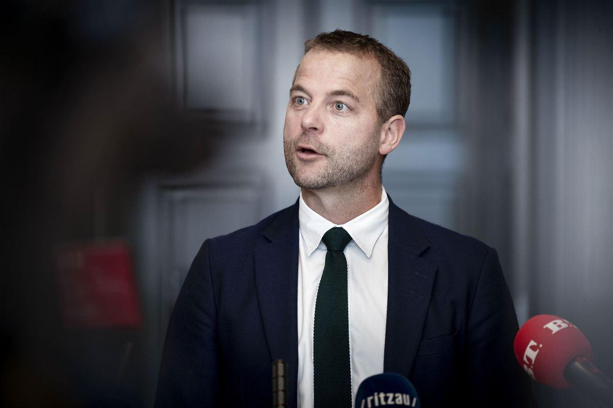 Morten Østergaard
