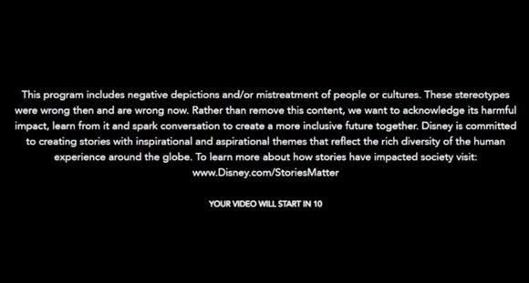 En hvid tekst på sort baggrund