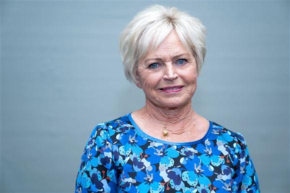 Hilda Heick portræt