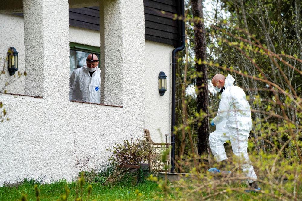 Politi undersøger huset, hvorfra Anne-Elisabeth Hagen forsvandt