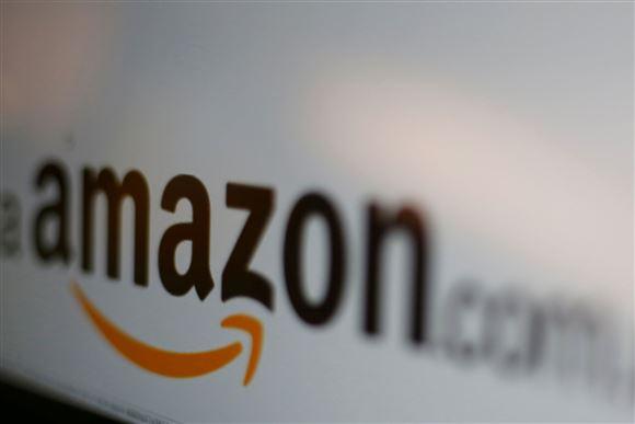 Amazon.com skilt