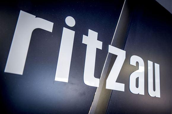 skilt med navnet ritzau
