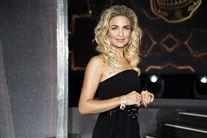 Christiane Schaumburg-Müller i sort nedringet kjole