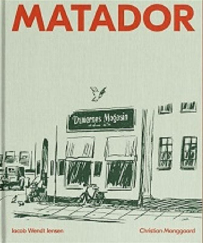 Et cover af en bog om Matador