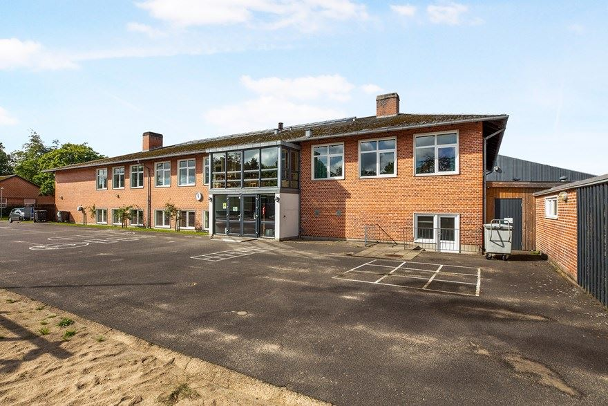 Skolebygning
