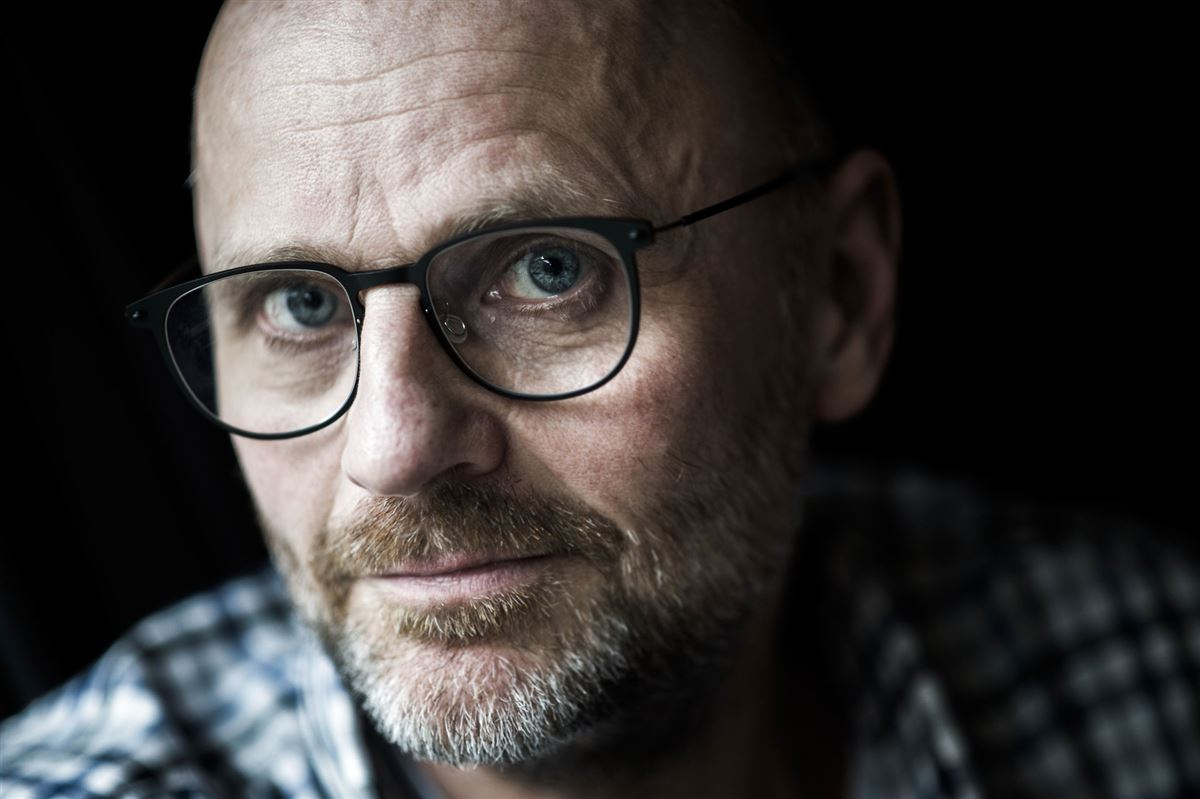 Henrik Qvortrup portræt