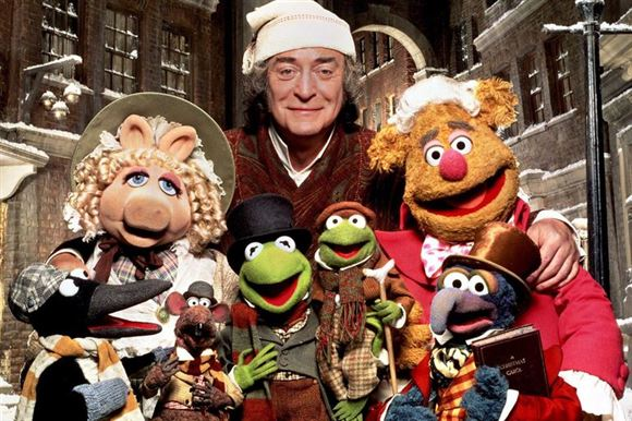 Muppetshow med Michael Caine