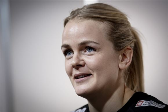 Portræt Stine Jørgensen