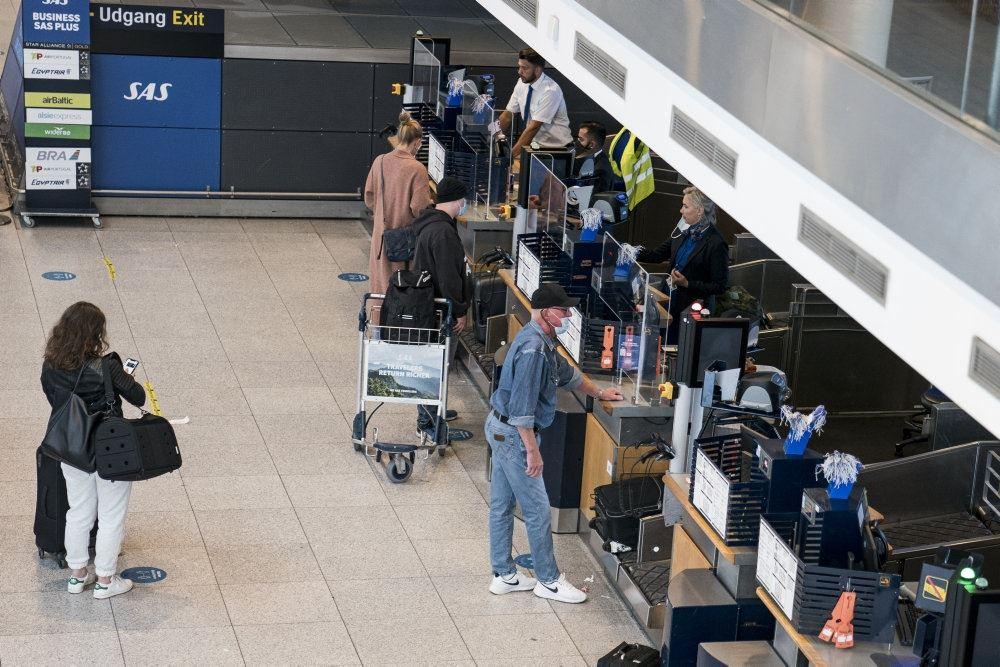 check-in pulte ii lufthavn