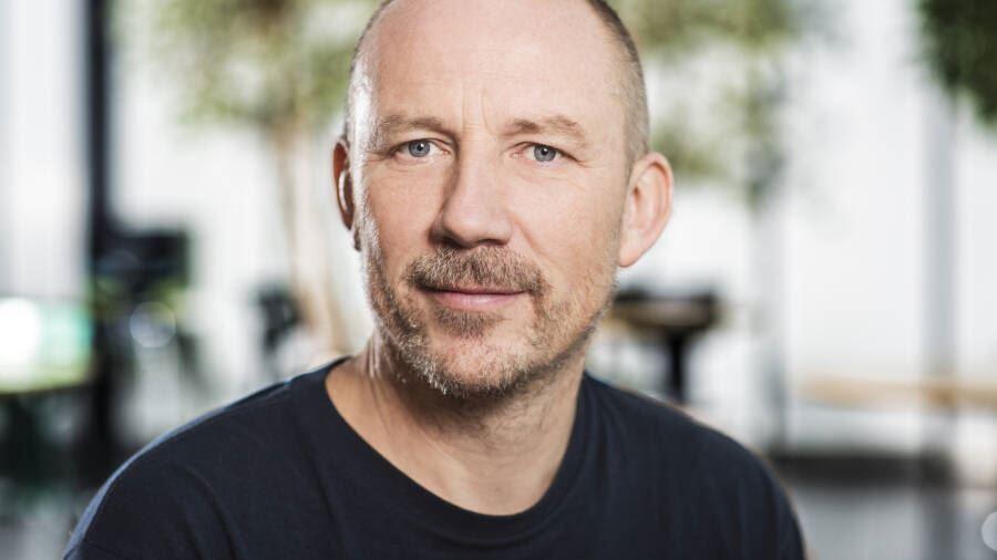billede af Niels Christian Lang