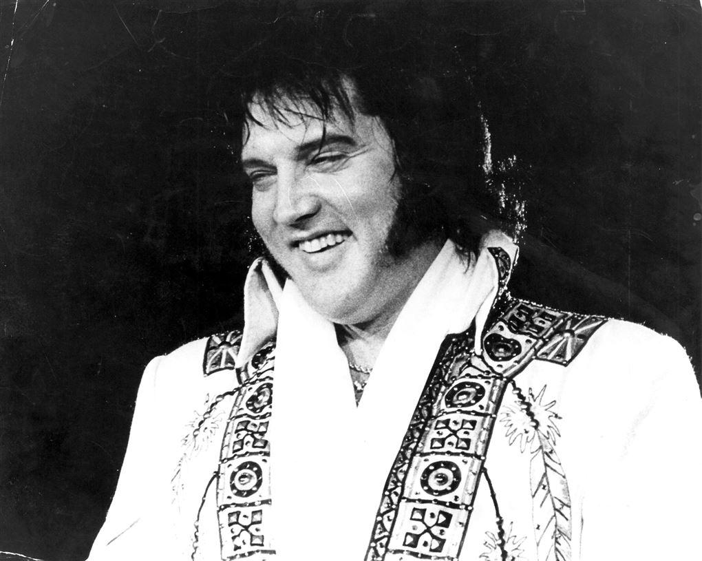 Elvis Presley på scenen