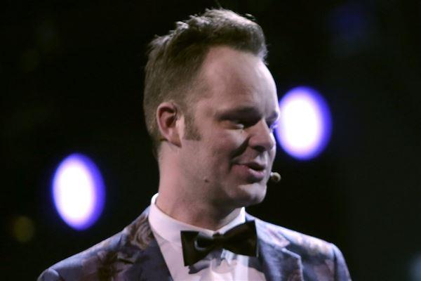 Jacob Riising portræt