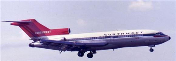 Et ældre jetfly