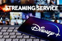 Disney+ på mobiltelefon