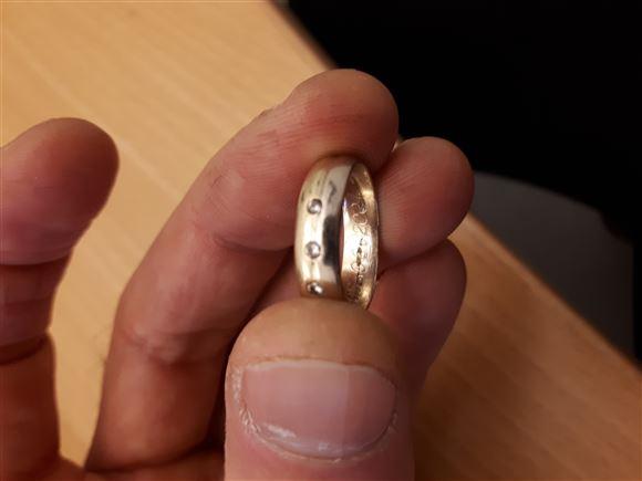 billede af en ring