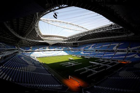 stadion i Qatar