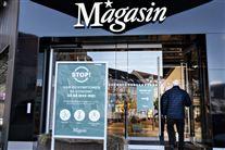billede af Magasins facade