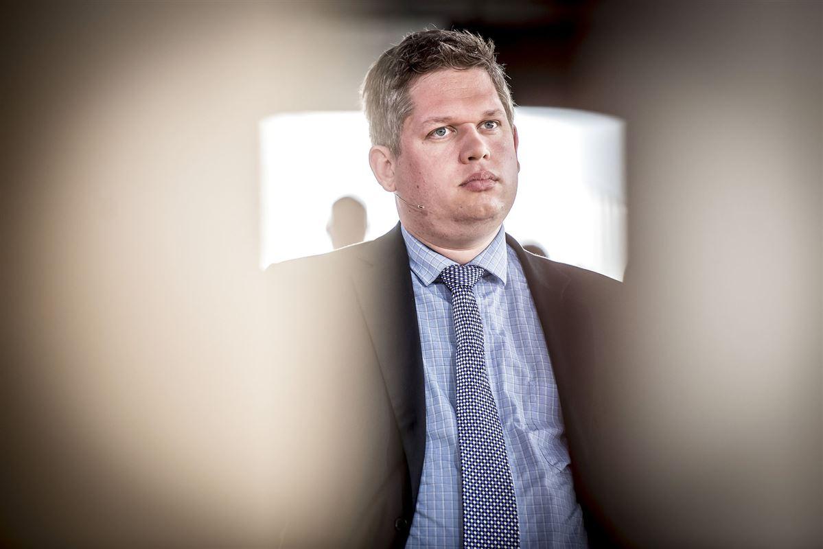 Rasmus Paludan til vælgermøde